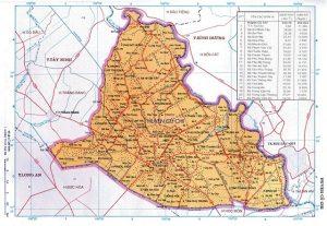 đất nền thổ cư xã Bình Mỹ