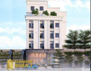 Phối cảnh căn hộ mini Ecohome Quận 3