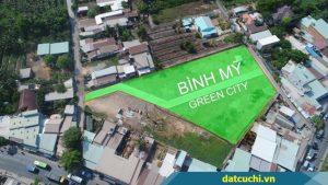 đất nền Bình Mỹ Green City