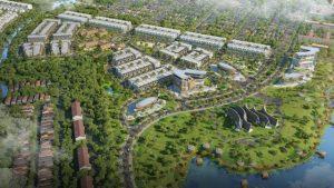 Phối cảnh Dự án Thành phố Cà Phê