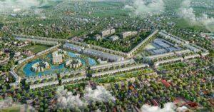 Phối cảnh Hưng Định City